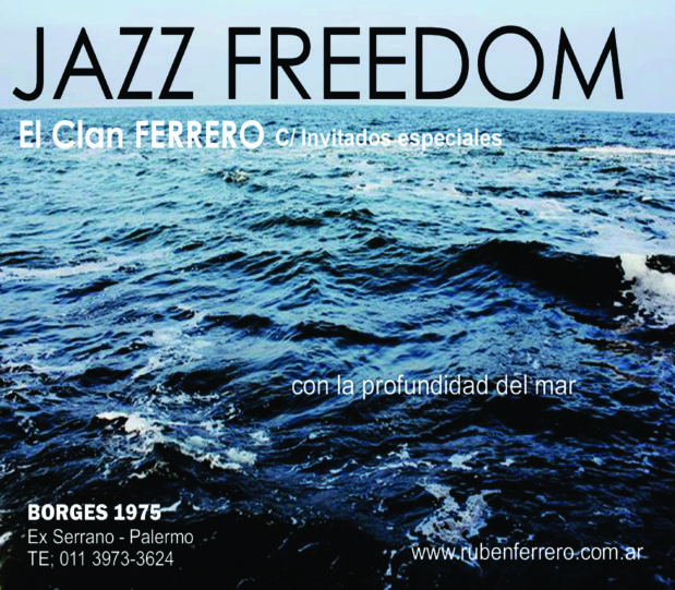 FERRERO FREEDOM JAZZ 2019